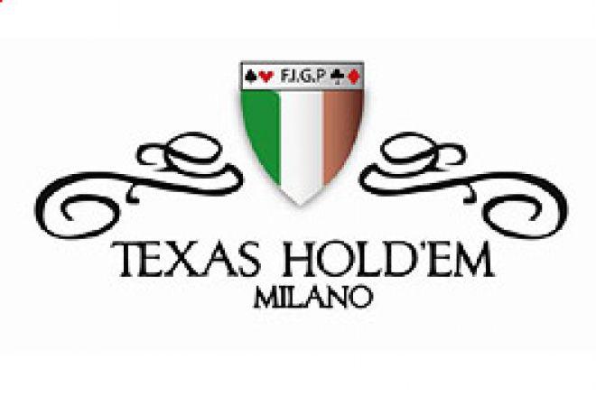 Texas Holdem Live a Milano 0001