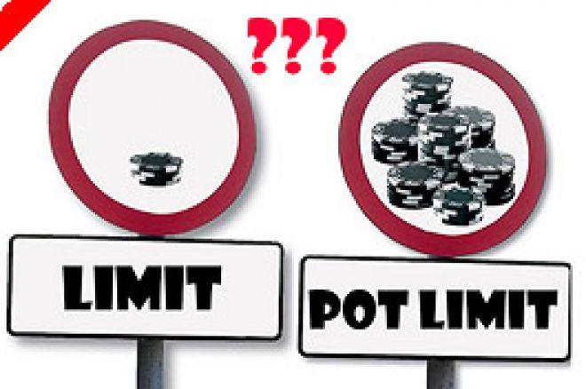 Áttérés a Pot-Limitről a Limites Pókerra 0001