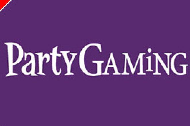 PartyGaming rapporterar ökad stabilitet 0001