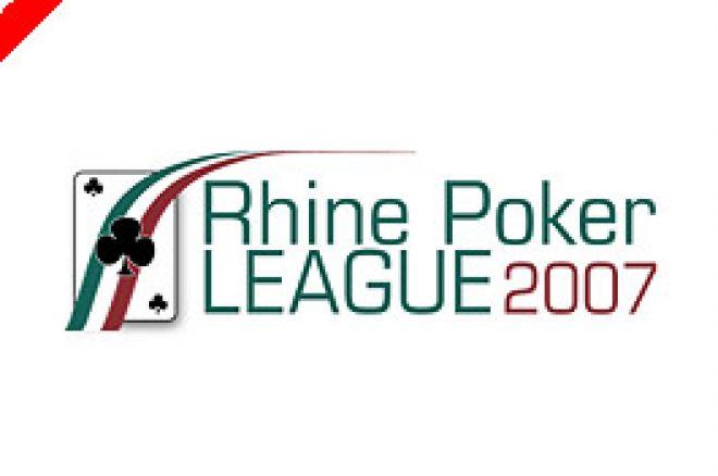 Furioser Auftakt zur Rhine Poker League 0001