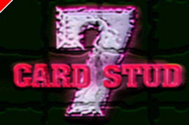 Seven Card Stud - Kezdő stratégia 0001