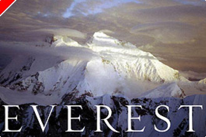 Lavinfara hos Everest Poker! 0001