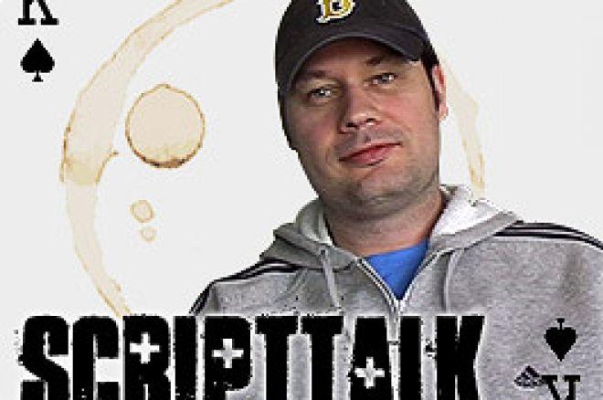 Script talk: Evolutie van een poker speler. 0001