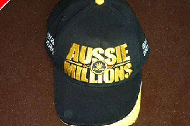 """""""Dr Pauly"""" nos Aussie Millions – Dia 1 do Torneio Principal 0001"""