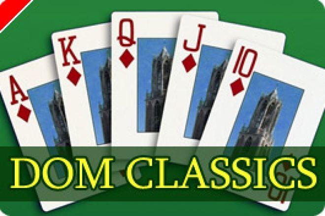 €110 Rebuy Multi Table Tournament Dom Classics 2007 0001