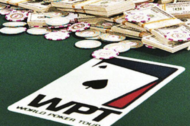 World Poker Tour, Tunica 0001