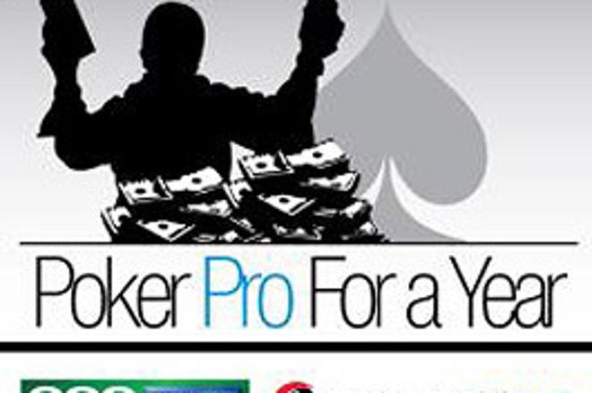 """""""年度职业扑克选手"""" 发出传单 0001"""