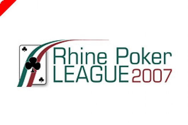 Rhine Poker League: Spieltag mit prominentem Teilnehmer! 0001