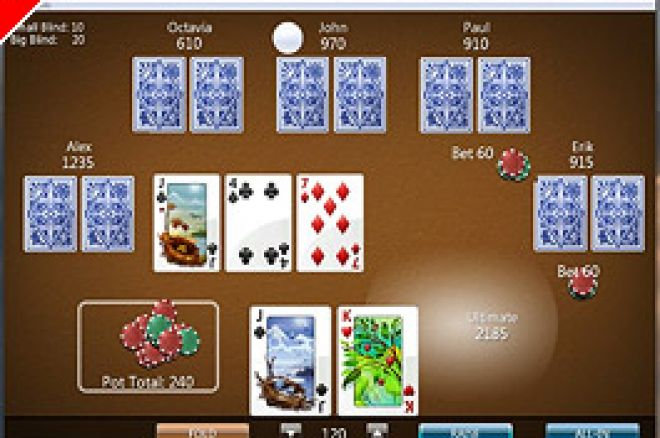 Microsoft vertreibt Texas Holdem Poker Spiel als Bestandteil des neuen Betriebssystems Microsoft Vista™ 0001