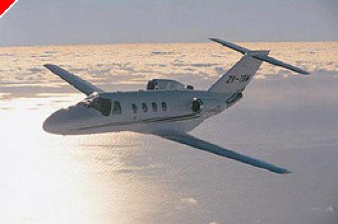Tire Vantagem Do Sol – Voando num Jacto Privado até Las Vegas, ou Uma Corrida até Monte... 0001