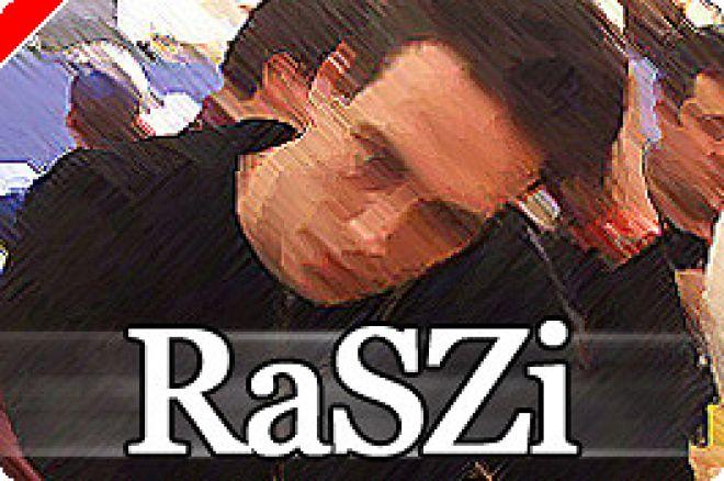 No Limit Hold'em Cash Games - RaSZi 0001