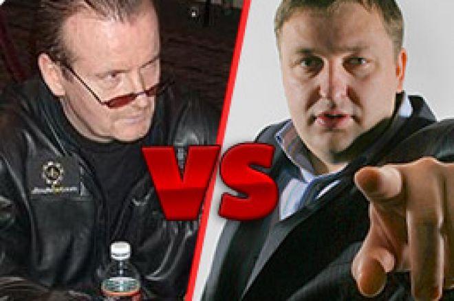 Tony G и Dave «Devilfish» Ulliott - Восток против Запада! 0001