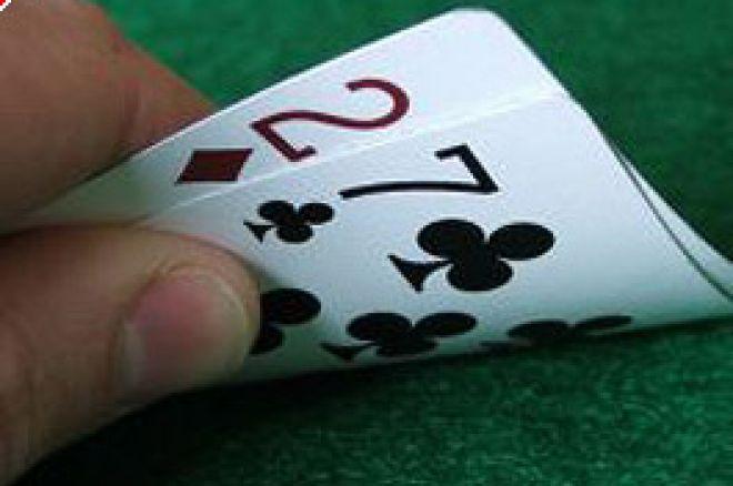 Pokervariant: Kinesisk Poker 0001