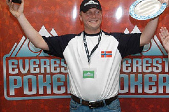 Norsk vinner i Nordic Summit. 0001