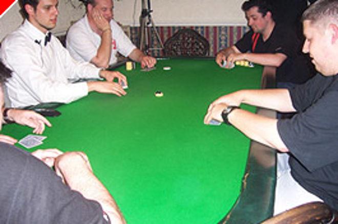 Ser aceptado como jugador de póquer: capítulo 2 0001