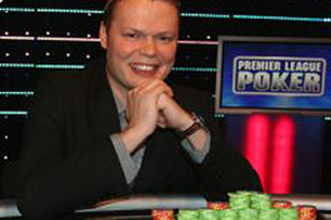 Juha Helppi gewinnt das erste Party Poker Premier League Event 0001