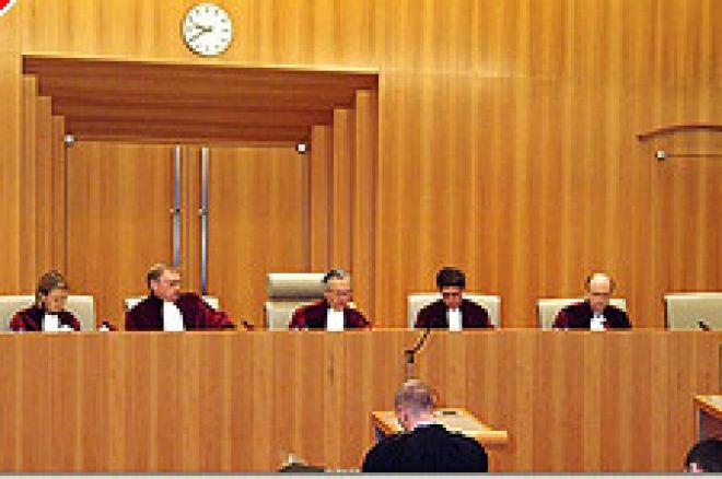 Az Európai Bíróság a szabad online szerencsejáték mellett voksolt 0001