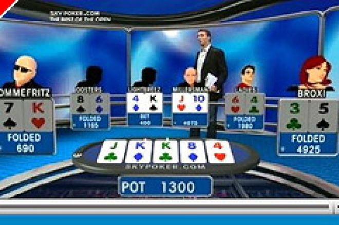 Sky Poker Enhances the Online Experience 0001
