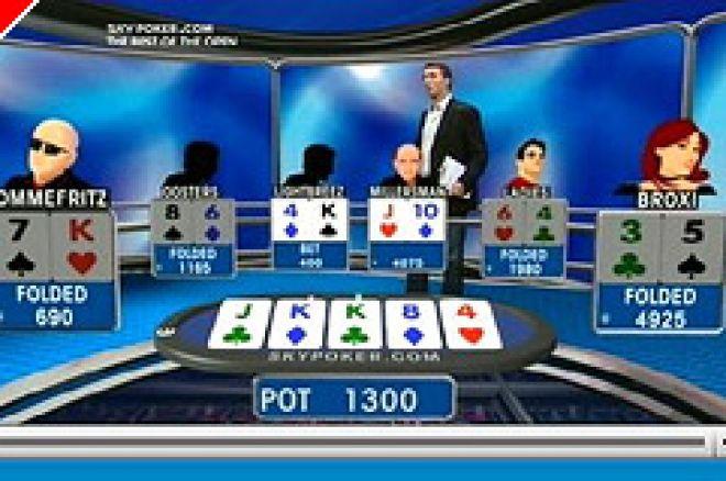 Sky Poker Enhances the Online Experience 0001