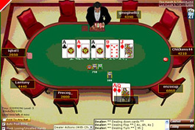 Este vs Oeste no Party Poker European Challenge 0001