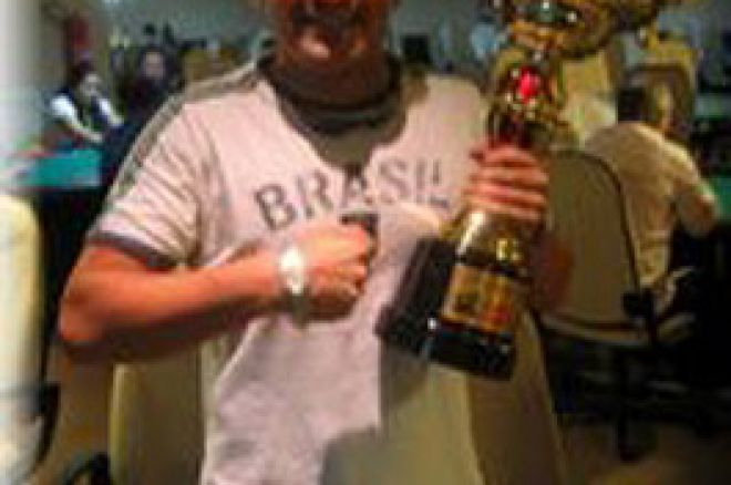"Leandro ""BrasaPoker"" Pimentel nas WSOP 0001"