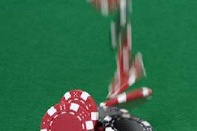 Det er Øst mot Vest hos Party Poker i European Challenge 0001