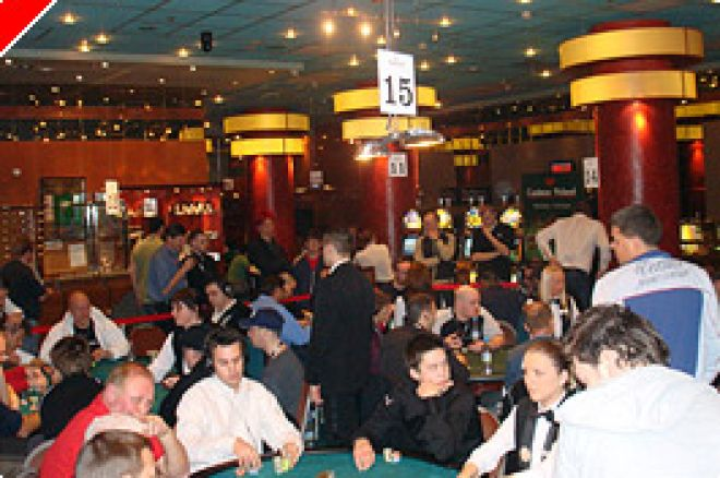 EPT Warsaw Day 1A dominated by Sweden and Norway 0001