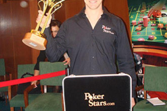 Датчанин Peter Jepsen стал победителем мероприятия EPT в... 0001