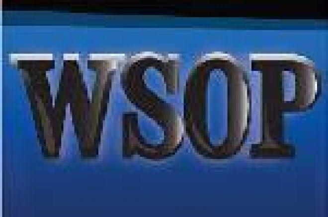 2007 WSOP Pre-Inregistrarea se Deschide; Politica Acesoriilor - Liberalizata 0001