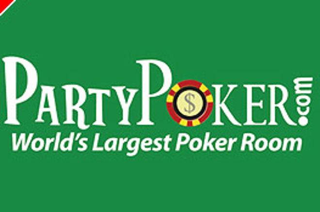 PartyPoker delar ut $5 miljoner i garanterade prissummor varje månad 0001