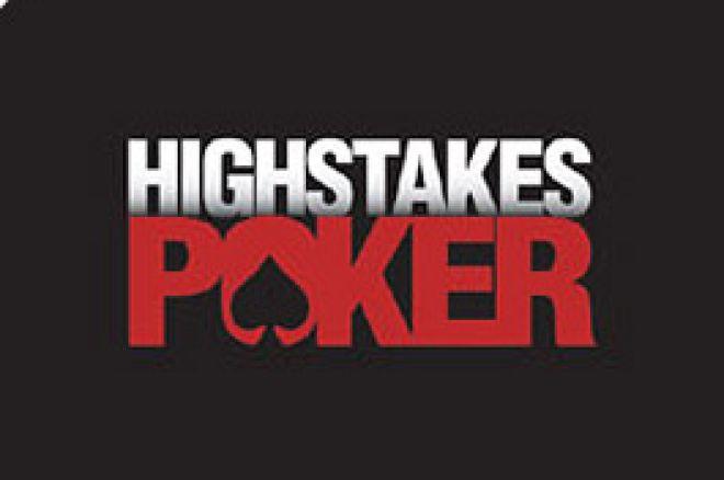 Четвёртый сезон «High Stakes Poker» уже на подходе! 0001
