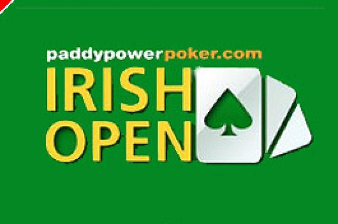 Paddy Power Poker Openul Irlandez: Ziua Intai 0001