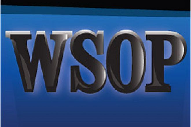 WSOP 2007 turniiride ajakava 0001