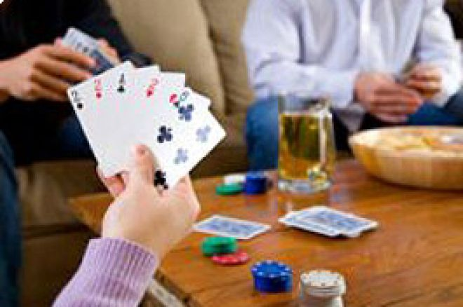 Fun Home Poker Game Rules – 'Old Man' 0001