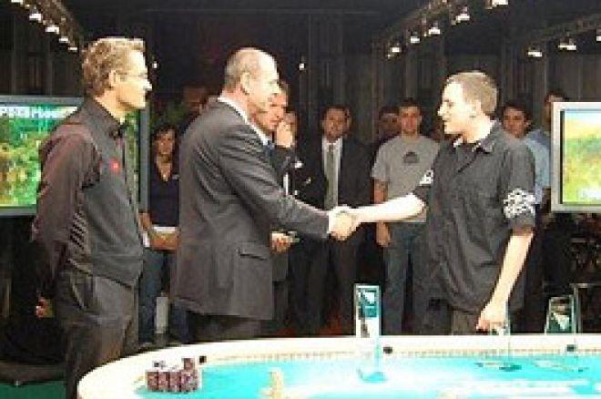 """Kurze Zusammenfassung der """"Ersten Wiener Pokermeisterschaft"""" 0001"""