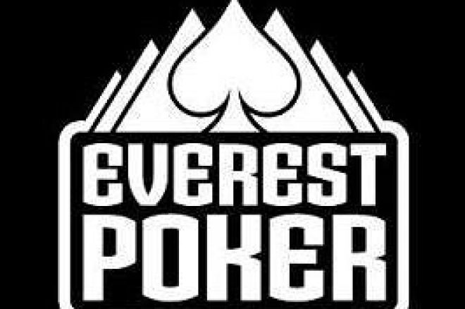 European Cup Everest Poker ao Vivo – Freeroll $100,000 Everest Poker 0001