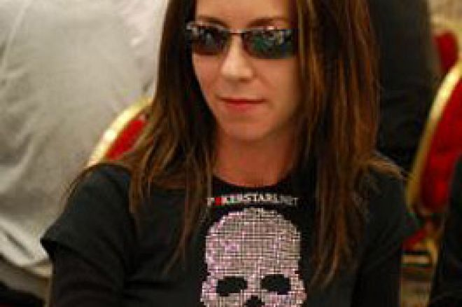 Isabelle 'No Mercy' Mercier in un'Intervista sul Poker 0001