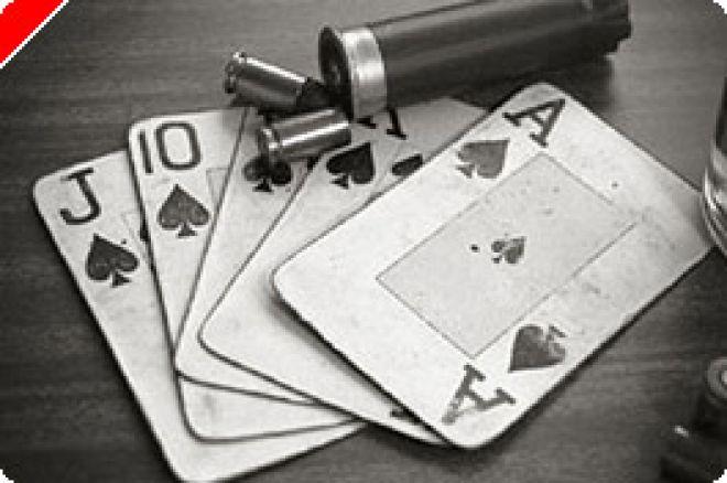 Eine kleine Geschichte über Poker – TEIL II oder Das Poque/Pochen und As-Nas 0001