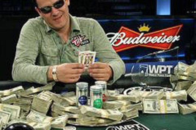 Tournoi de poker WPT : Carlos Mortensen remporte le WPT Bellagio 2007 0001