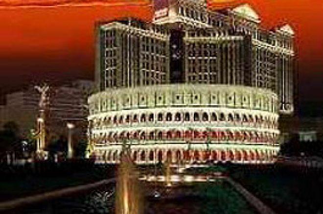 Pokerroom Review. Caesar's Palace, Las Vegas 0001
