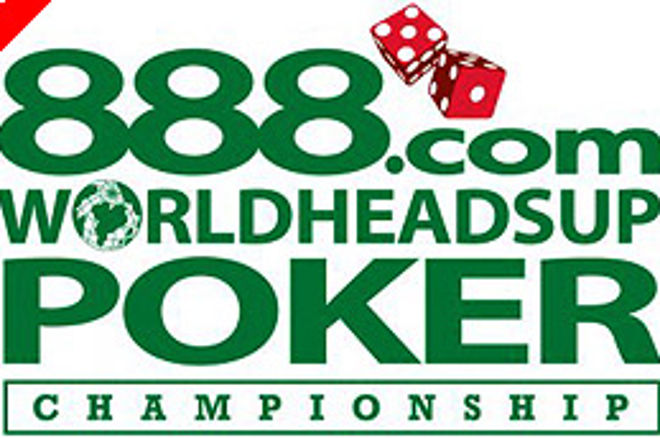 888 Poker sponsert World Heads UP Poker Meisterschaften 0001