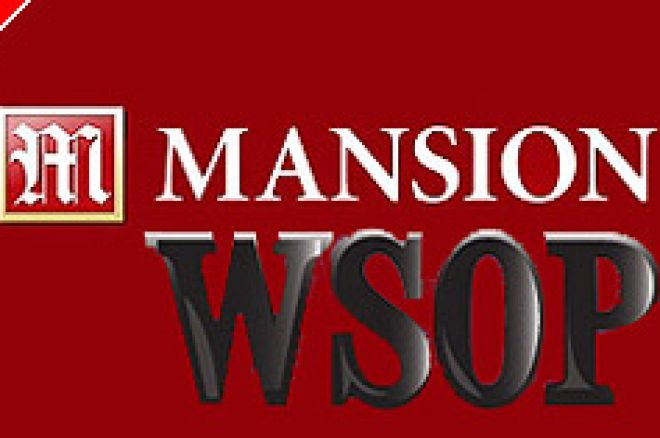 Equipa PokerNews WSOP 56 Lugares MANSION Poker 0001