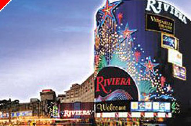 Poker room review riviera las vegas pokernews for Riviera resort las vegas