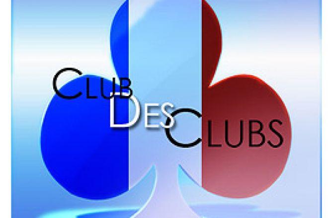 Poker amateur - Le Club des clubs veut peser sur la législation du poker 0001