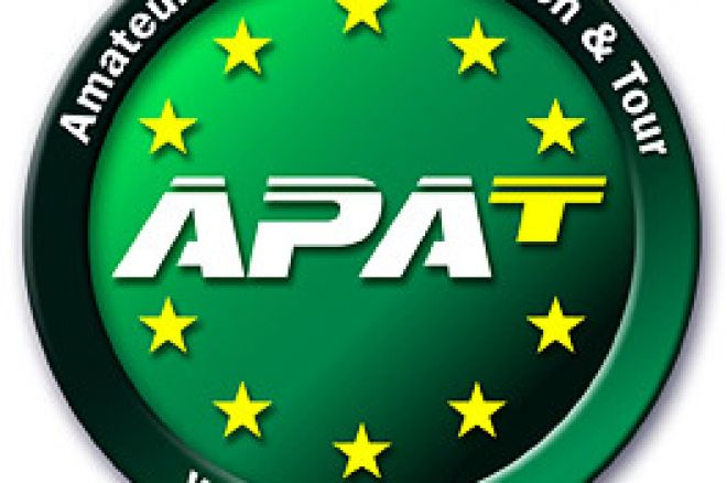 APAT Irish Amateur Poker Championship Report at Fitzwilliam Club, Dublin 0001