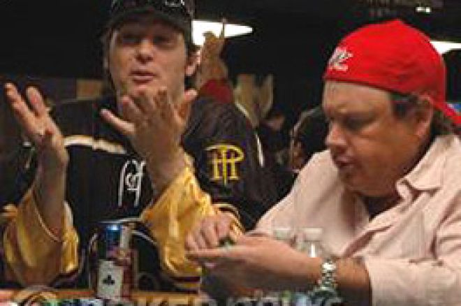 2007 WSOP Updates - Event #4 – Bellande, Gavin Smith Chase Leader 'Playfast' 0001