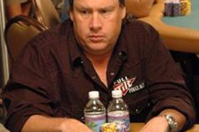 2007 WSOP Updates - Event #4, $1,500 Pot Limit Hold 'Em Day Two – Gavin Smith on the Move 0001
