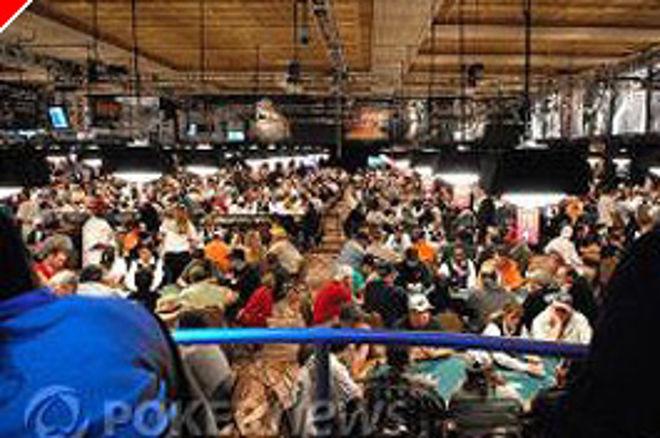 WSOP 2007 opdatering: Event #3 $1,500 No Limit Hold 'Em, dag 1 – Rekorder blev brudt, og... 0001