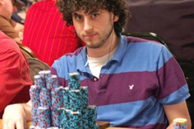 WSOP 2007 opdatering – event #3, dag 2 – Alex Jacob dominerer, og går hele vejen til... 0001