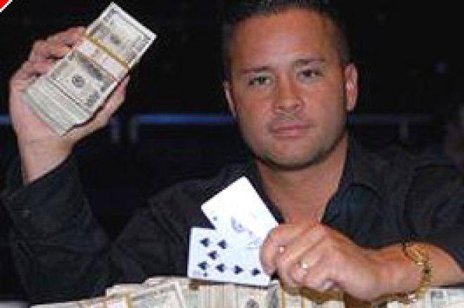 WSOP-oppdatering - Event #4 - Mike Spegal slår Gavin Smith 0001